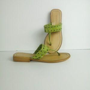 COLIN STUART Suede Sandals